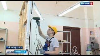Студенты строительного техникума сдали итоговый экзамен по стандартам WorldSkills