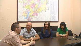 В Волгоградской областной Думе поздравили работников торговли