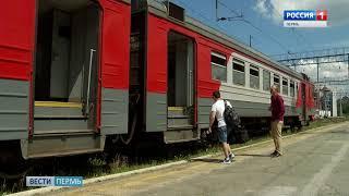 С 1 августа железная дорога будет работать по местному времени
