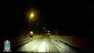 В селе Красногвардейском водитель пытался убежать от сотрудников ГАИ