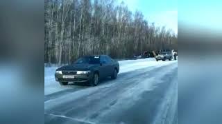 заторы на Комсомольской трассе 29 марта