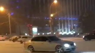 Грустная Анапа и решительный Краснодар: кубанские водители устраивают гонки на дорогах
