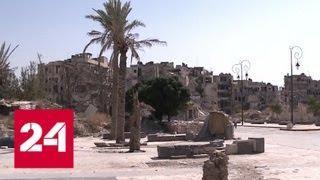 Разговор глухих: Запад не хочет слышать аргументы России по Сирии - Россия 24
