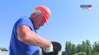 Костромские строители отметили свой профессиональный праздник