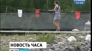 Упавшую с горы в Бурятии жительницу Иркутской области госпитализировали в больницу Улан Удэ