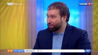 """Антон Горелкин на телеканале """"Россия"""""""