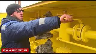 За счет средств Фонда Кадырова в Сары-Су проведен новый газопровод