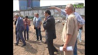В Самаре разгораются споры вокругтерритории бывшего завода клапанов