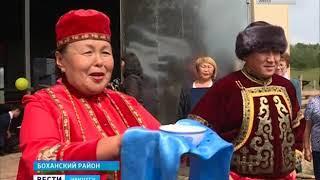 В Боханском районе открылась ферма на 150 голов КРС