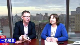 В эфире: Андрей Щербенок
