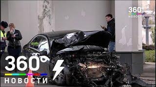 Сразу пять автомобилей попали в ДТП на востоке Москвы