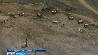 Половину планируемого золота на Колыме уже добыли