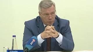 Глава Дона провел выездное совещание на тему пассажирских перевозок в Ростове