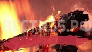 2 человека погибли на пожаре в Никольском районе