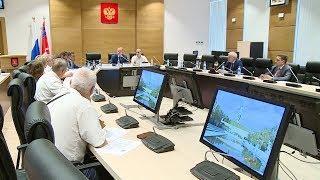 Волгоградские парламентарии обсудили промежуточные итоги дорожного ремонта
