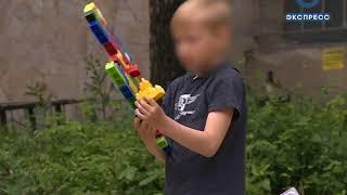Пензенцам рассказали, куда жаловаться на аварийные детские площадки