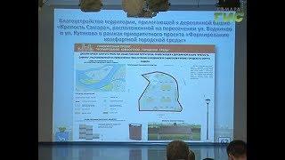 Главные темы на встрече главы города Елены Лапушкиной с жителями