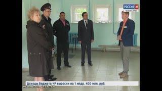 Чувашские полицейские и общественники  проверяют системы  безопасности в детских лагерях