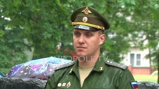Жители Новокубанского района и гости города отметили главный праздник страны – 9 Мая.