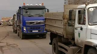 В Ярославле вступают в силу весенние ограничения для большегрузов