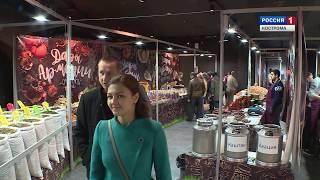 В Костроме открылась ярмарка «Изобилие вкусов от Абхазии до Камчатки»