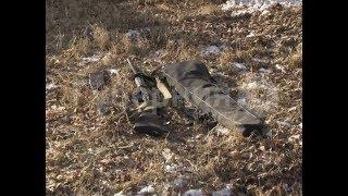 После ночного ДТП в Хабаровске у здания Индустриального суда нашли оружие.  Mestoprotv