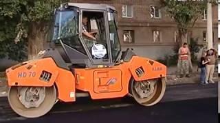 Ремонт дорог в Самаре по федеральной программе практически завершён