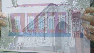UTV. Уфимский Том Сойер Фест против серых домов в историческом центре города