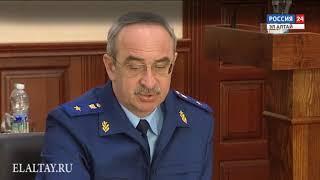 Ситуацию с возможным приостановлением работы ТЦ «Ткацкий-2» рассмотрели в правительстве РА