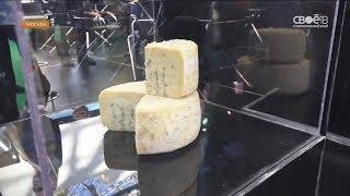 Cтавропольский край представил продукты на ПРОДЭКСПО 2018 в Москве