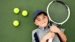 Станет ли популярным в Югре теннис? Будут ли расти чемпионы зелёных кортов в Сибири?