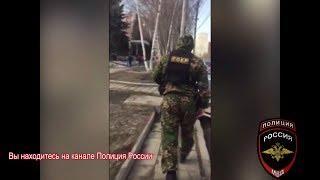 СОБР / ПРИШЛИ К БАНКИРОМ. ВИДЕО
