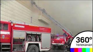 МЧС озвучили главную версию пожара в Кемеровском ТЦ