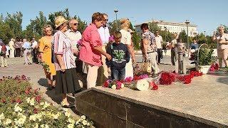 В Тракторозаводском районе прошла акция «Чтобы помнили»