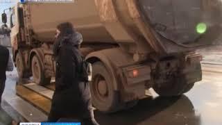 ГИБДД выясняет обстоятельства ДТП на проспекте Калинина