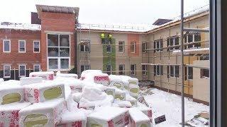В Нягани разморозили строительство детского сада