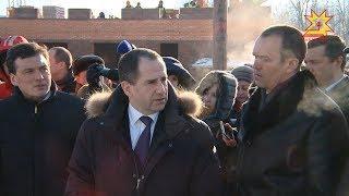 В Чувашии с рабочим визитом побывал полномочный  представитель Президента России в ПФО