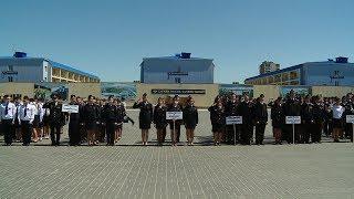 В Волгограде прошли региональные сборы кадетов полицейских классов
