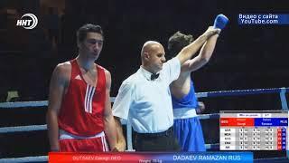 Дагестанские боксёры завоевали медали юношеского Первенства Европы в Анапе