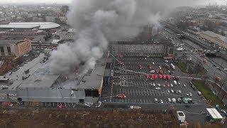 Александр Беглов: «Пожарным нужны дополнительные финансовые средства». ФАН-ТВ