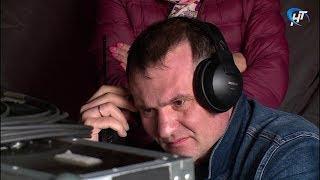 В Великом Новгороде продолжаются съемки популярного сериала «Морские дьяволы»