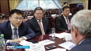 Рустэм Хамитов обсудил с делегацией Китая создание в Уфе образовательного центра