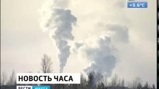Путин назвал Братск городом с самой плохой экологической обстановкой