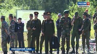 Российская команда стала победителем конкурса «Отличник войсковой разведки»