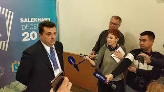 Владимир Соловьев об освоении Арктики