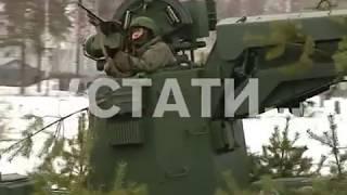 Гусеницами по минному полю - новую технику по разминированию испытывают нижегородские военные