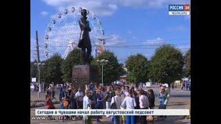 Дорогами Нарспи: чебоксарцев и гостей города провели по следам женщин, сыгравших разные роли в жизни