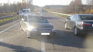 ДТП на дорогах региона: сбитый пешеход и двое пострадавших