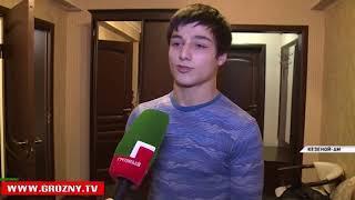 «Юные Кадыровцы» побывали с экскурсией на озере Кезеной-ам