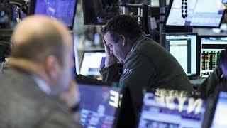 Из-за чего произошел обвал фондовых рынков США